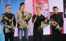 300 người mẫu trình diễn ở phố Nguyễn Huệ
