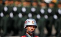Trung Quốc đưa quân ra căn cứ đầu tiên ở hải ngoại