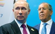 Nga nói đang dần hết kiên nhẫn với Mỹ