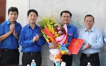 Anh Lâm Đình Thắng làm phó bí thư Quận ủy Bình Thạnh