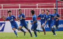 PVF lần thứ năm liên tiếp vào chung kết Giải U-17 quốc gia