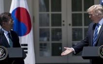 Mỹ muốn đàm phán thương mại lại với Hàn Quốc