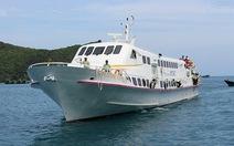 Tàu cao tốc 50 tỷ chính thức chạy tuyến Sóc Trăng - Côn Đảo