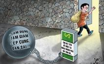 Sợ bỏ trốn, hiếm bị can được đặt tiền để tại ngoại