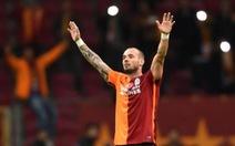 Điểm tin tối 15-7: Sneijder chia tay Galatasaray