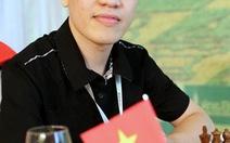 Lê Quang Liêm bất phân thắng bại với Wang Hao