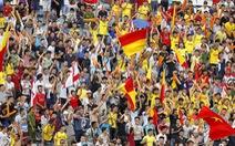Nam Định thăng hạng V-League