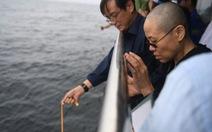 Dân Trung Quốc vượt kiểm duyệt tưởng niệmLưu Hiểu Ba