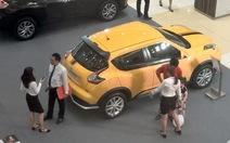 Thu ngân sách giảm vì xe hơi