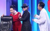 Bi -hài cùng Lê Giang trong Bí mật đêm chủ nhật