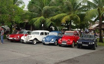 Saigon Classic Car Club: xe cổ Sài Gòn hội tụ