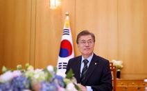 Hi vọng hòa bình lại lóe lên trên bán đảo Triều Tiên