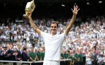 """Federer vẫn là """"tàu tốc hành"""" ở tuổi 35"""