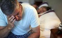 Ngủ kém có thể làm tăng nguy cơ khởi phát sớm bệnh Alzheimer
