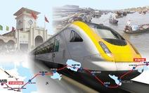 Nghiên cứu dự án đường sắt tốc độ cao TP.HCM - Cần Thơ