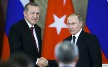 Thổ Nhĩ Kỳ ký mua tên lửa hiện đại của Nga