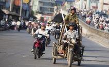 Hà Nội bắt đầu tịch thu xe ba bánh 'nhái'