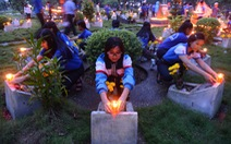 Tiếng 'hòa bình' trao truyền qua bao thế hệ