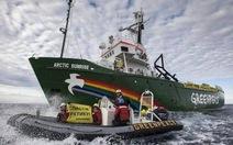 Nga phải bồi thường Hà Lan vì bắt giữ tàu