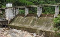 HĐND tỉnh Quảng Nam quyết đưa vào quy hoạch 4 thủy điện
