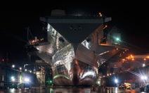 'Đột kích' tàu sân bay 13 tỉ USD của Mỹ
