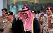 Cuộc lật đổ bất ngờ trong hoàng gia Saudi Arabia