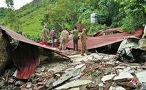 Sạt lở đá ở Sơn La, hai mẹ con bị thương nặng