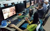 Cha mẹ lơ là, con sa vào game online