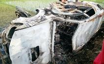 Công an điều tra vụ đốt xe Fortunervì nghi bắt cóc trẻ em