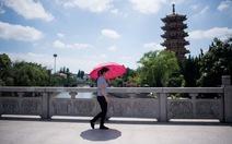 Nắng nóng nhất 145 năm, Thượng Hải báo động đỏ
