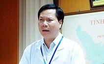 Vụ tai biến chạy thận: Cách chức giám đốc bệnh viện