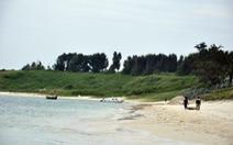 Vùng biển của tôm giống