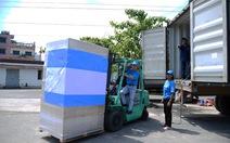 Doanh nghiệp Việt làm vận tải online