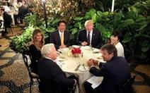 Có thực bà Abe 'không thèm' nói chuyện với ông Trump?