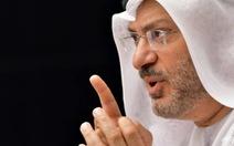 Qatar sẵn sàng đàm phán giải quyết khủng hoảng
