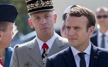 Uy tín tân tổng thống Pháp giảm sút