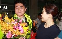 Đường đến huy chương vàng Olympic của hai học trò xứ Nghệ