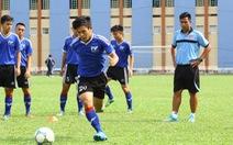 Bóng đá trẻ Việt Nam đơm hoa kết trái