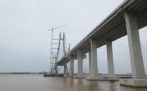 Tháng 11-2017 thông xe cầu Cao Lãnh và Vàm Cống