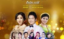 Thanh Lam cùng Trọng Tấn trực tiếp trên CeeShow 6