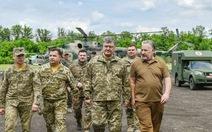 Mỹ xem xét gởi vũ khí cho Ukraine