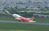 Máy bay Vietjet hạ cánh khẩn xuống Hongkong vì bị báo cháy