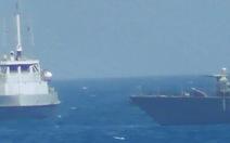 Hải quân Mỹ bắn dằn mặt tàu Iran