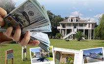 Từ chuyện mua nhà ở nước ngoài...
