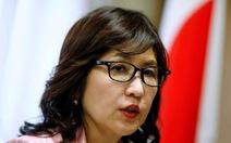 Nữ bộ trưởng quốc phòng cứng rắn của Nhật sắp bị thay?