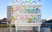 Ghé thăm trường mẫu giáo rực rỡ sắc màu ở Nhật Bản