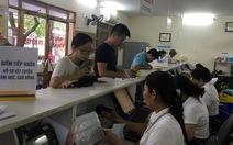 Bưu điện bắt đầu nhận chuyển hồ sơ xét tuyển ĐH, CĐ
