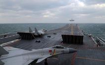 Trung Quốc tập trận gần Triều Tiên: một mũi tên nhằm hai đích