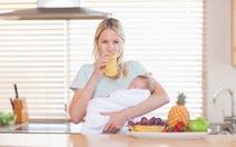 Phụ nữ sau sinh không nên kiêng khem