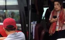 Mời nhà xe có nhân viên đuổi khách nước ngoài lên làm việc